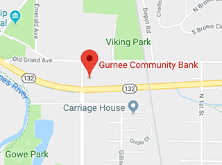 direction to Gurnee Community Bank